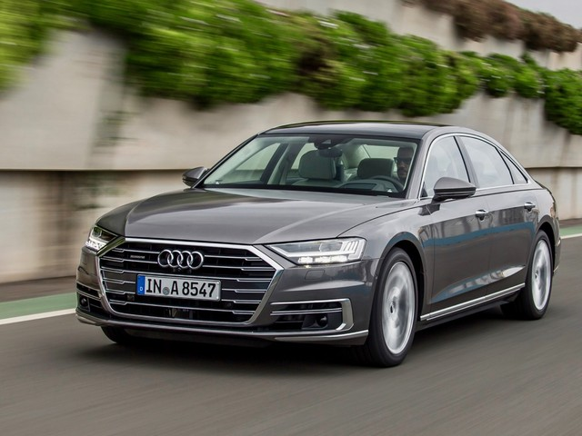 Next-Gen Audi A8 could be fully electric
