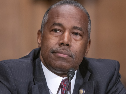 Hi Hater: Ben Carson Is Still Out Here Trashing Trans Rights And Putting The Dud In HUD