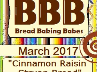 BBBabes bake raisin bread!