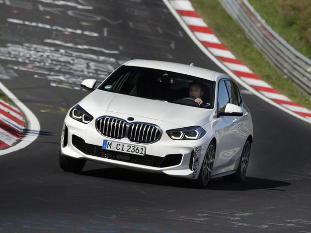 First Drive: 2021 BMW 1 Series 128ti prototype