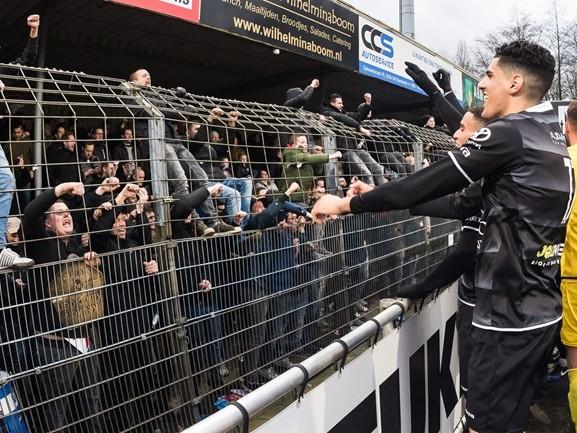 Derby tussen FC Den Bosch en TOP Oss leeft bij supporters: 'Deze wedstrijd wil je winnen'