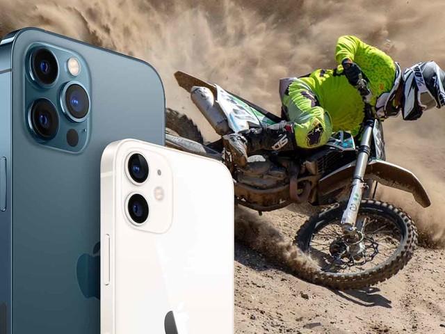 Trillingen van motoren kunnen iPhone-camera permanent beschadigen