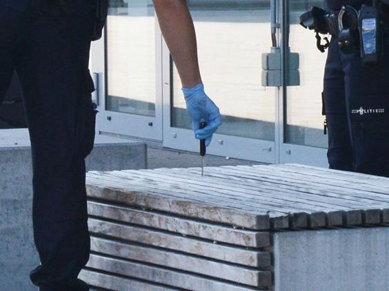 Man loopt met mes rond in stadskantoor Breda, verdachte opgepakt
