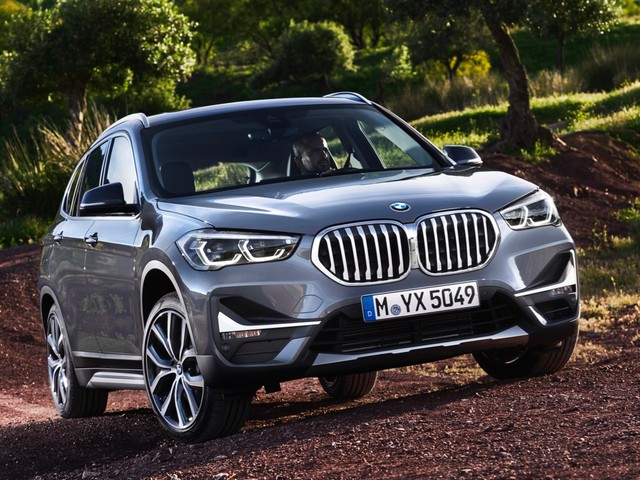 2020 BMW X1 gets a facelift