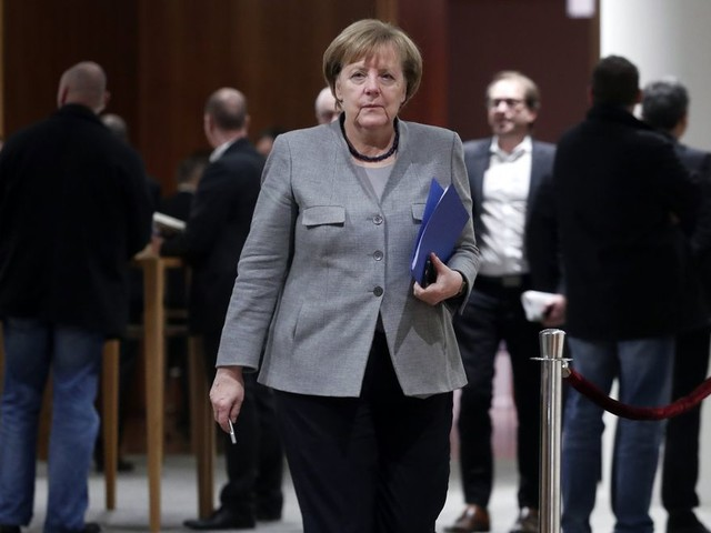 Duitse Jamaica-coalitie mislukt; FDP stapt uit onderhandelingen
