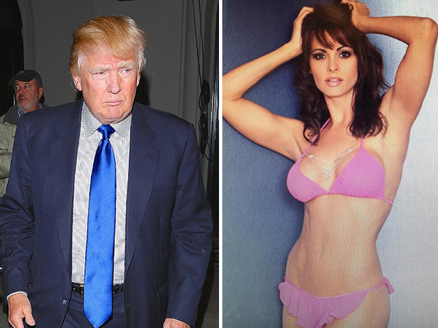 Report: Donald Trump Had Nine Month Affair With Playboy Model Karen McDougal While Married To Melania