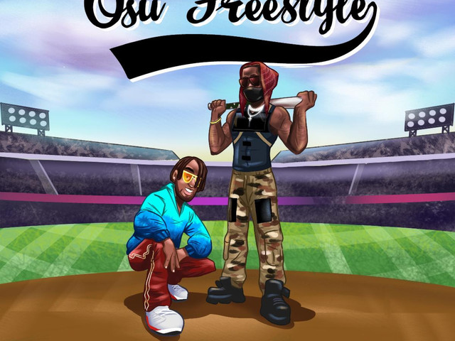 Eugy & Medikal Link Up on New Single 'Osu Freestyle' — Watch