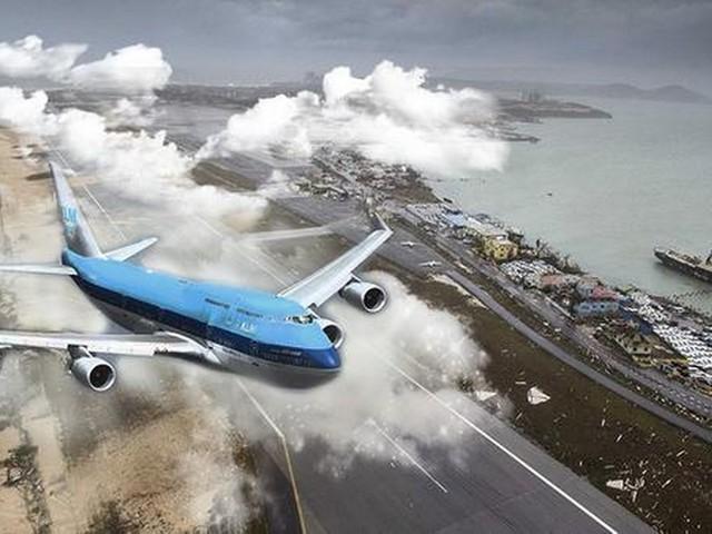 KLM past dienstregeling aan na Irma