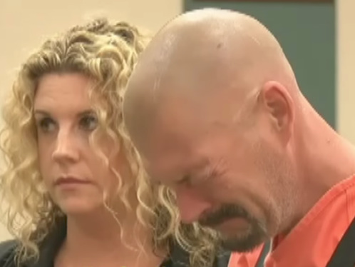 Don't Cry Now: Man Charged With 5 Murders Cries His Punk-Azz Eyes Out In Court [Video]