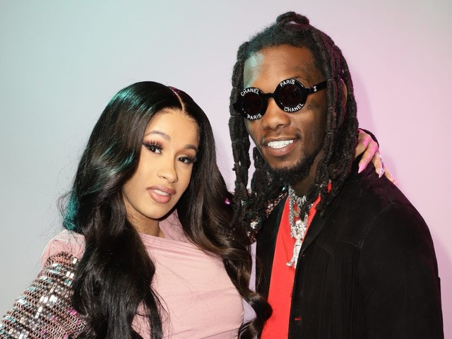 Too Bute: Cardi And Offset Flaunt Their Happily Engaged Parent-To-Be Preciousness On The Cover Of 'Rolling Stone'