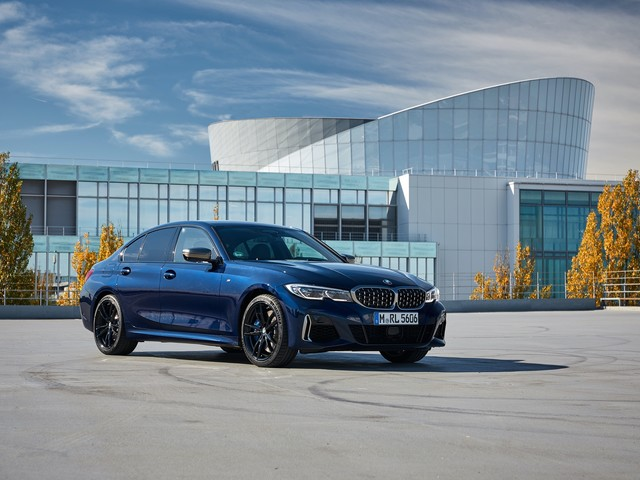 BMW M340d: The Power Diesel comes with 340 hp in 2020