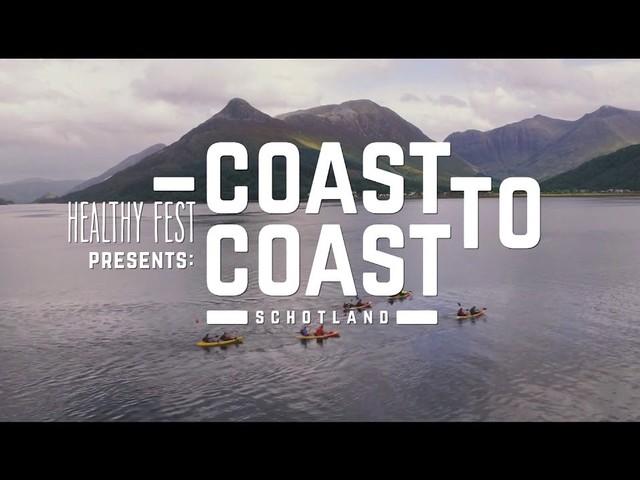 Uitdaging: Ren eens in 2 dagen dwars door Schotland