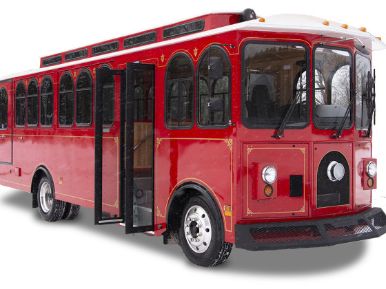 Motiv Power Systems deploys its first electric trolley in Estes Park, Colorado