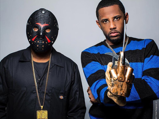 Fabolous & Jadakiss Officially Announce 'Friday On Elm Street' Project, Dropping Friday