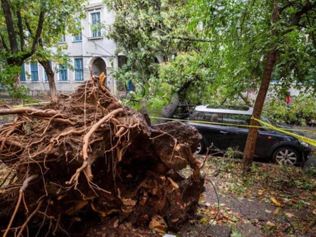 Doden door noodweer Roemenië