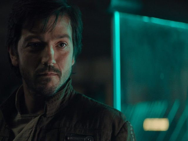 SECOND STAR WARS LIVE ACTION TV SERIES ANNOUNCED. BASED ON CASSIAN ANDOR