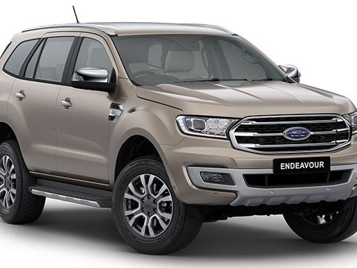 Ford Endeavour BS6 Launched, Priced From Rs. 29.55 Lakhs