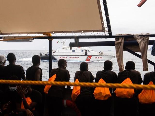 'Europa doet alsof het nog dezelfde aantallen migranten moet verwerken als enkele jaren geleden'