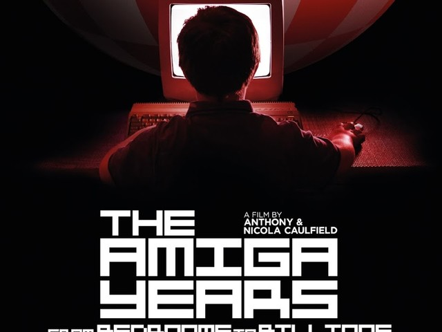 From Bedrooms to Billions: The Amiga Years! Review