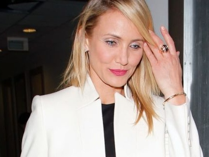 In White Folks News: Cameron Diaz Reveals The Real Reason She Retired From Acting [Video]