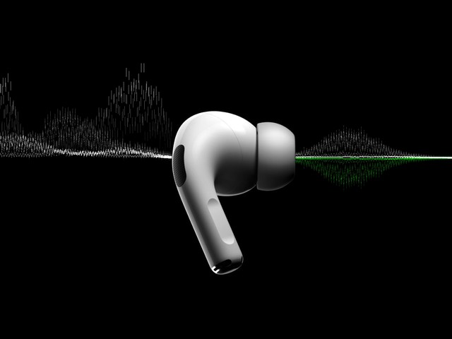 AirPods Pro geluidsstanden uitgelegd: Ruisonderdrukking, Uit en Transparantie