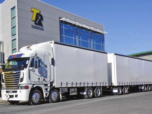 TR Group & Hiringa partner to introduce heavy fuel cell electric trucks into NZ