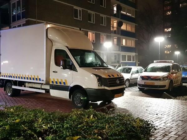 Politie ontdekt hennepkwekerij op tiende verdieping flat in Enschede
