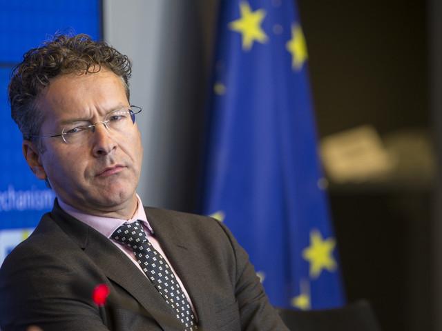Dijsselbloem: monetaire unie versterken, maar niet per se door soevereiniteit af te staan