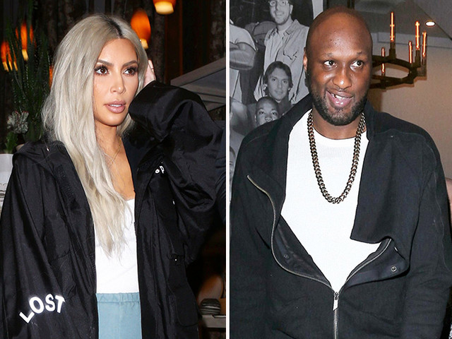 Oh Snap! Kim Slams Lamar For Visiting Brothels, After He Disses Khloe For Dating Basketball Players