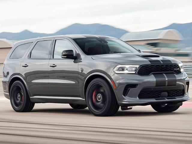2021 Dodge Durango SRT Hellcat is the World's Most Powerful SUV