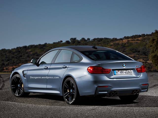 Is the BMW M4 Gran Coupe finally coming?