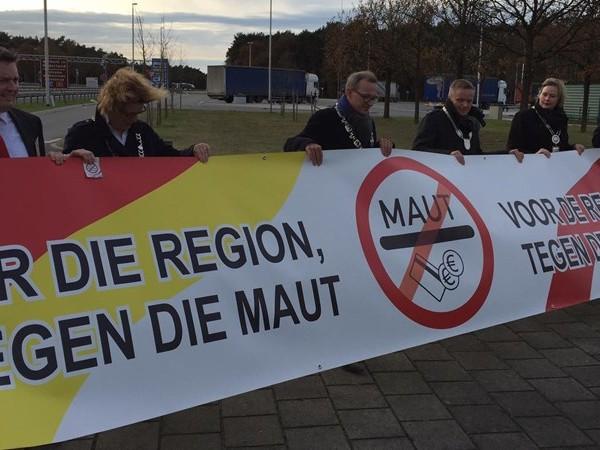 Duitse tolplannen kosten inwoners grensgemeenten jaarlijks tientallen miljoenen