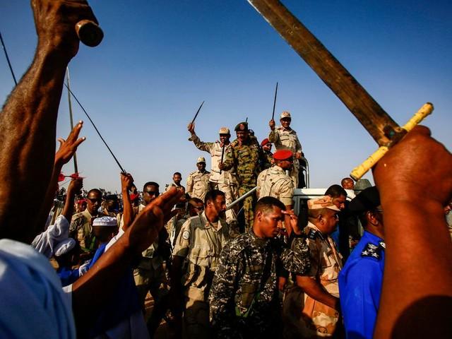De hoop van de Soedanezen op een politieke omwenteling is alweer vervlogen