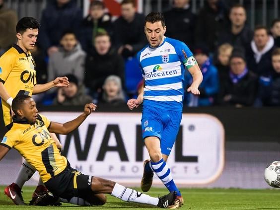 NAC Breda begint slecht aan tweede seizoenshelft [LIVE]