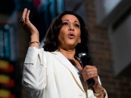 And I, OOP! CNN Poll Shows Kamala Harris Taking 12-Point Drop Among Democrats From 17% To 5%