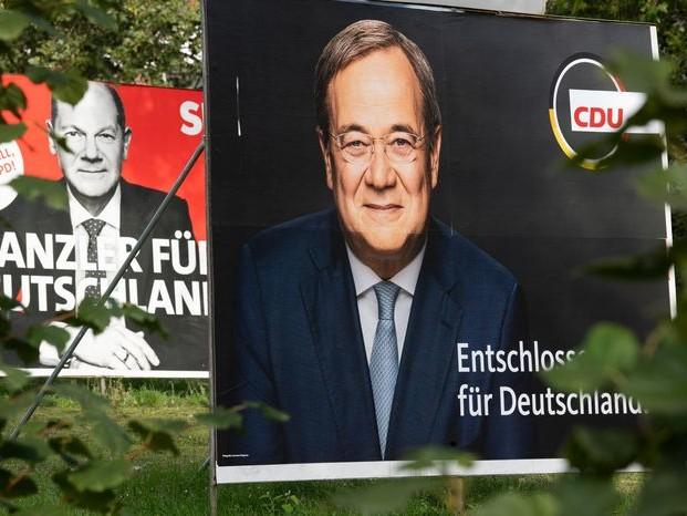 Wie zijn Olaf Scholz en Armin Laschet, de mannen die Merkel willen opvolgen?