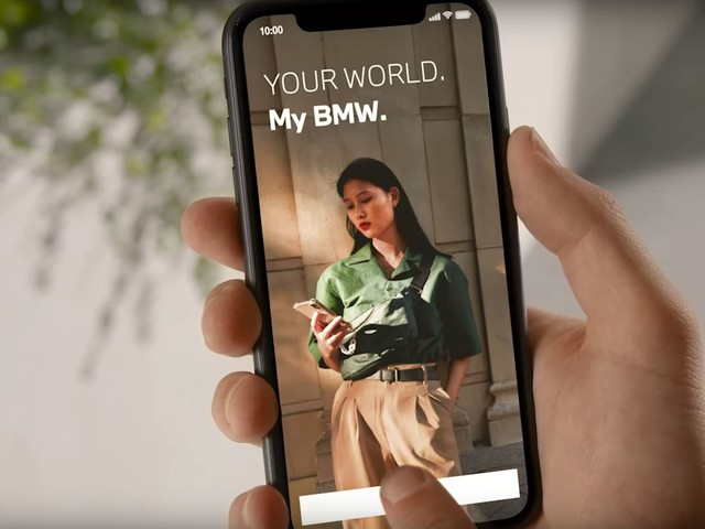 "New ""My BMW App"" – Demo Video"