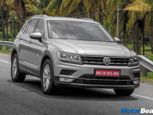 2017 Volkswagen Tiguan Test Drive Review