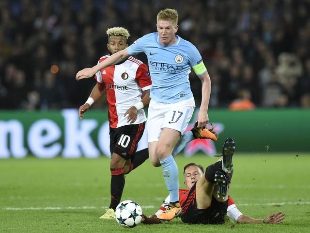 De Bruyne respectvol richting Feyenoord