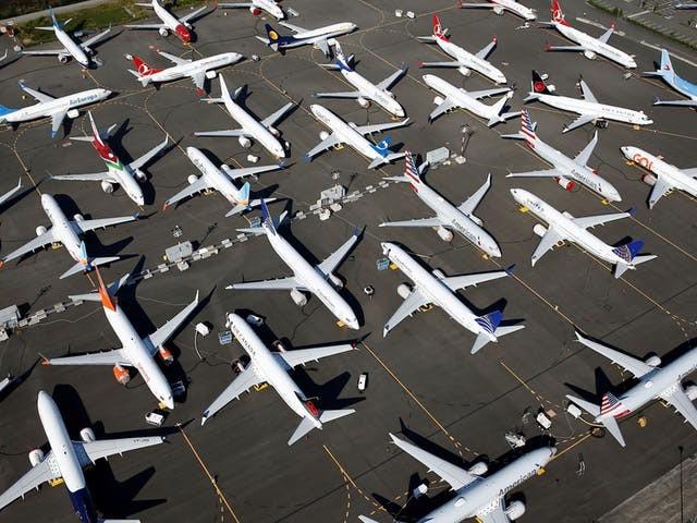 Boeing reserveert miljarden voor schade 737 Max