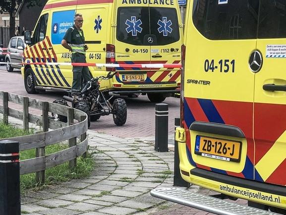 Man uit Sibculo overleden na ongeluk in Kloosterhaar