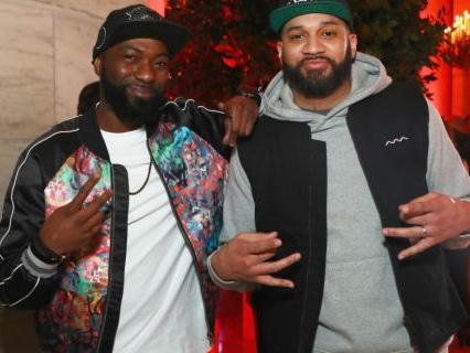 The Brand Is Back, Baby: Showtime Just Blessed Us With A Poppington Promo For Desus & Mero's New Show