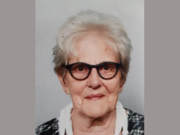 Ciska Kapteijns (83) sinds dinsdagavond spoorloos, voor het laatst te voet gezien in Den Bosch