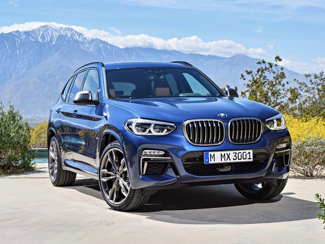 BMW confirms iX3 name for the electrified X3