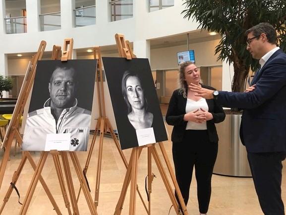 Tentoonstelling 'Ik maak het verschil' in Kampen wil signalering kindermishandeling verbeteren