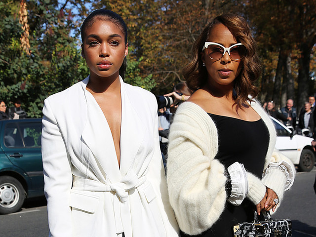 The Family That Slays Together: Kini Clad Marjorie Harvey Flosses Her Bawwwdy Alongside Teyana Taylor For Daughter Lori's 21st B'Day!