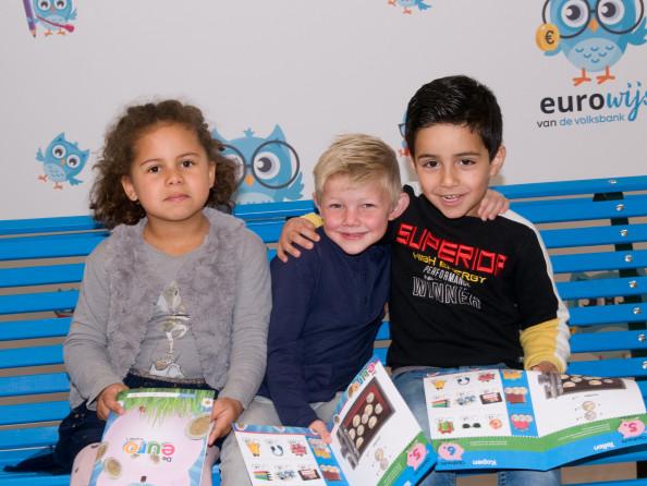 De Volksbank maakt kinderen financieel weerbaar met Eurowijs