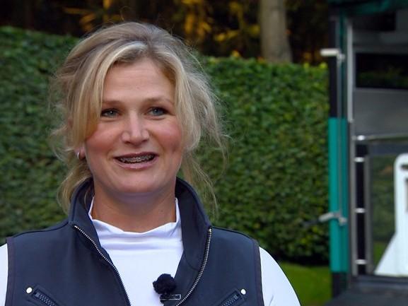 Eventing was 'gek en eng', nu droomt Ilonka Kluytmans juist van de Olympische Spelen