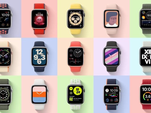 Overzicht: alle 7 nieuwe wijzerplaten van watchOS 7
