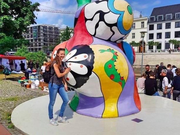 Duitse steden vieren zomerfeestje in Amsterdam